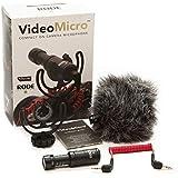 (ロード) Rode マイク VideoMicro(ビデオマイクロ) コンパクトオンカメラマイク