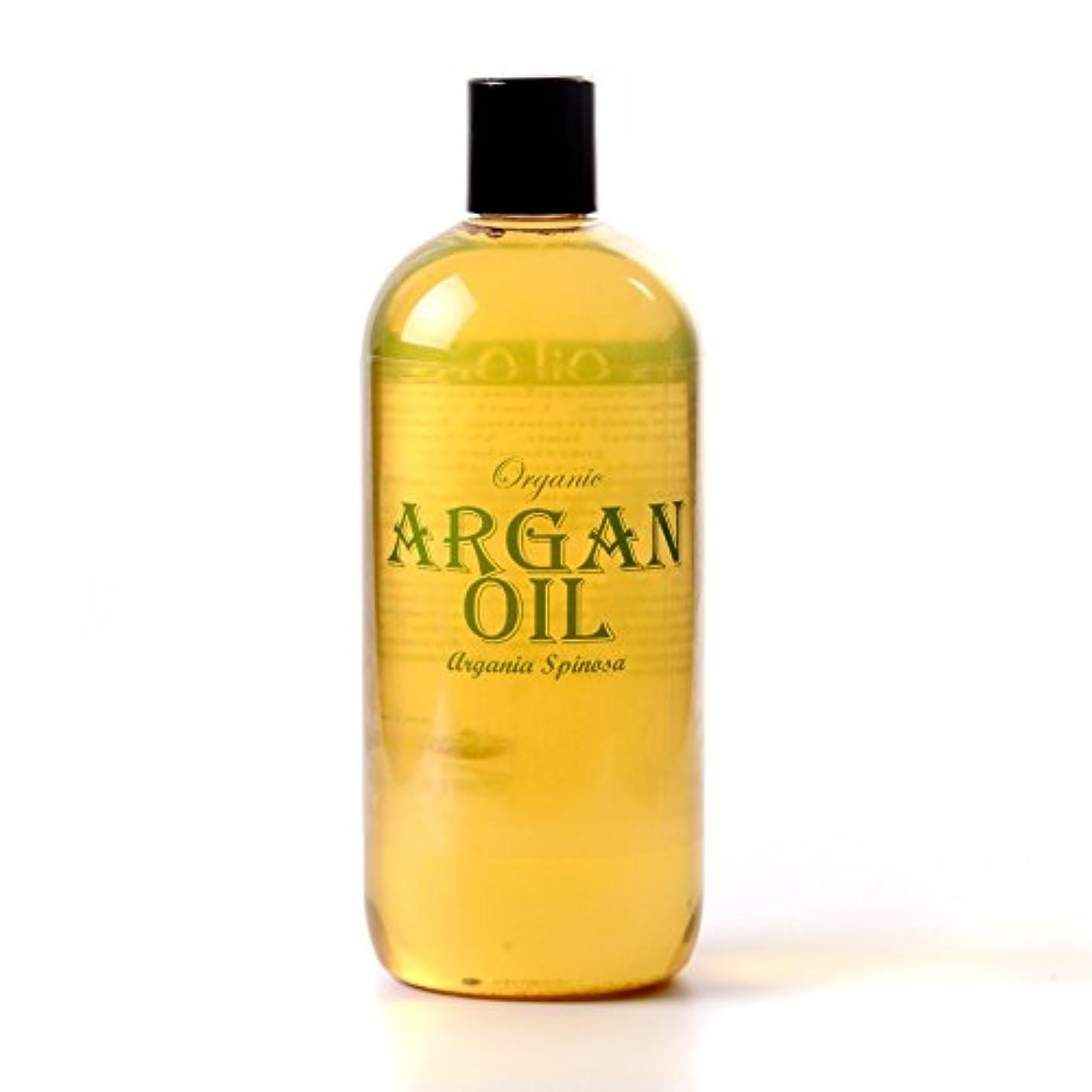 スマイル代数葉Mystic Moments   Argan Virgin Carrier Oil - Organic - 500ml - 100% Pure