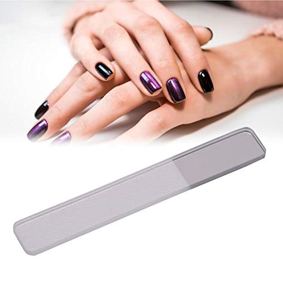 ブロックする微視的シルエットフアイル ネイルファイル ネイルファイル ネイルバッファー 爪磨き 爪やすり バッファー ジェルネイル用ファイル(1)
