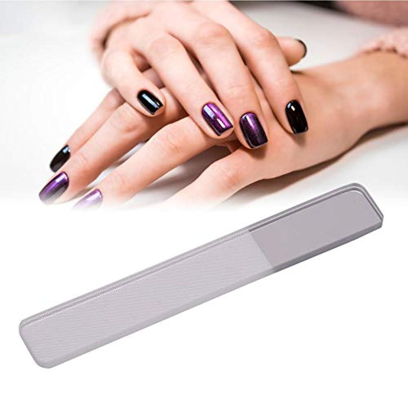 守る破滅的なブースフアイル ネイルファイル ネイルファイル ネイルバッファー 爪磨き 爪やすり バッファー ジェルネイル用ファイル(1)