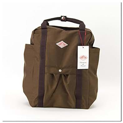 DANTON ダントン NYLON UTILITY BAG[JD-7071NYL] ワンサイズ BROWN