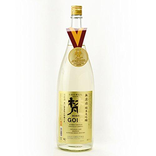 梵 ゴールド 純米大吟醸 山田錦 1800ml