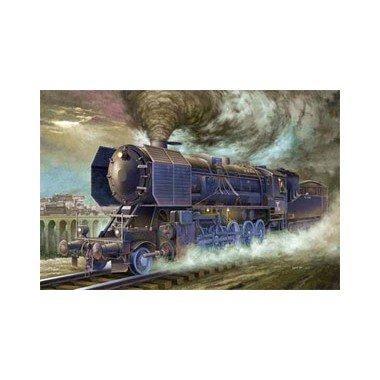 1/35 ドイツ軍用蒸気機関車 BR52