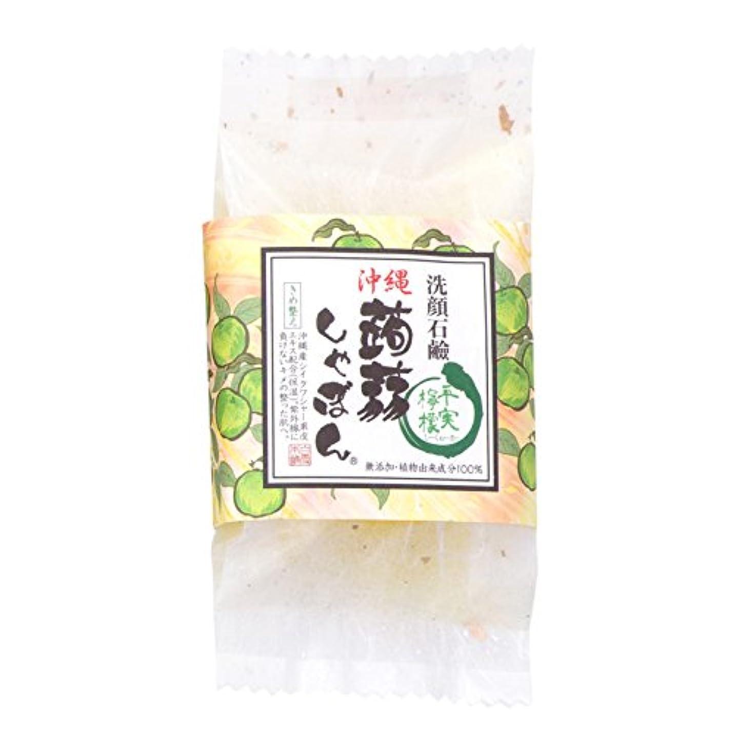 醸造所短くする蒸気蒟蒻しゃぼん沖縄 シークアーサー(しーくあーさー)