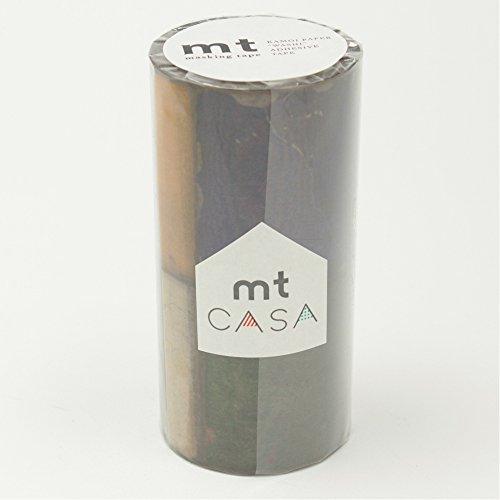 カモ井加工紙 マスキングテープ mt CASA 100mm幅×10m巻き タイル・ヴインテージ MTCAS009