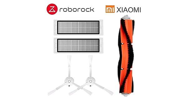 For Xiaomi Mi Roborock S50 Vacuum Cleaner Main//Side Brush//Filter Part Durable