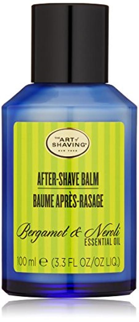テレビを見るヒギンズぬるいアートオブシェービング After Shave Balm - Bergamot & Neroli Essential Oil 100ml/3.4oz並行輸入品