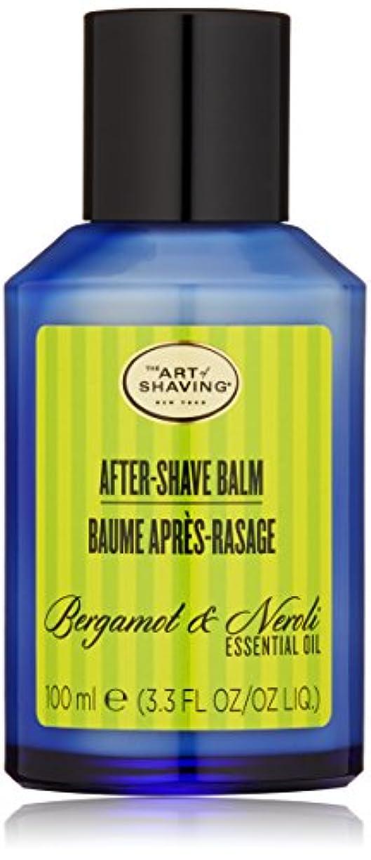 傀儡ハチ対アートオブシェービング After Shave Balm - Bergamot & Neroli Essential Oil 100ml/3.4oz並行輸入品