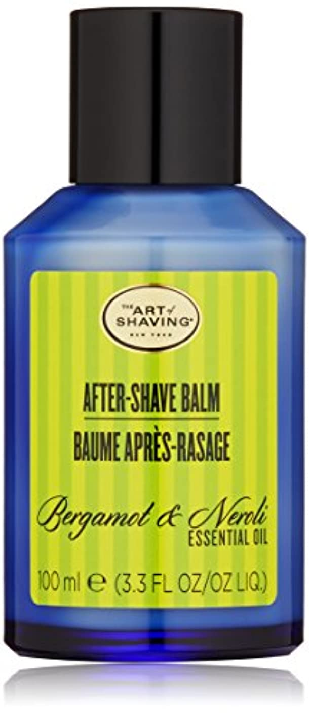 航空正確四半期アートオブシェービング After Shave Balm - Bergamot & Neroli Essential Oil 100ml/3.4oz並行輸入品