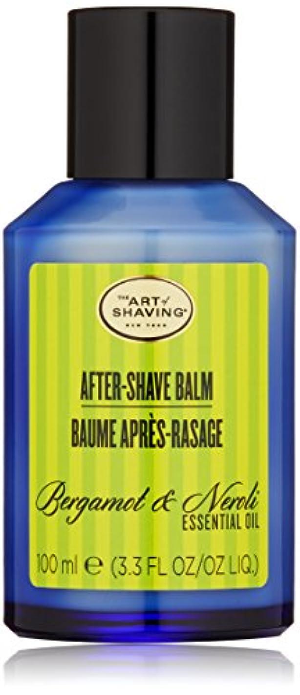 老人機械的に概要アートオブシェービング After Shave Balm - Bergamot & Neroli Essential Oil 100ml/3.4oz並行輸入品