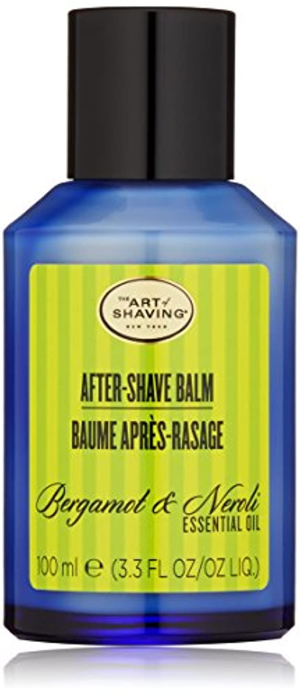 組み込むお香不調和アートオブシェービング After Shave Balm - Bergamot & Neroli Essential Oil 100ml/3.4oz並行輸入品
