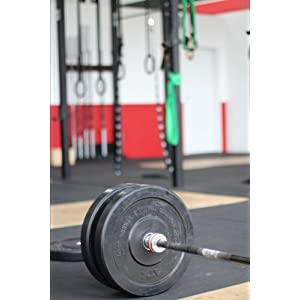 Weightlifting Free Weights Journal: 150 Page Lined Notebook/Diary