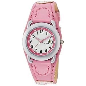 [カクタス]CACTUS キッズ腕時計 ハートモチーフ CAC-85-L05 ガールズ 【正規輸入品】