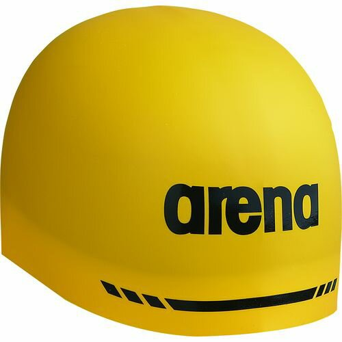 arena(アリーナ) スイムキャップ AQUAFORCE 3D SOFT シリコンキャップ FINA承認 ARN-5400 (M~Lサイズ)