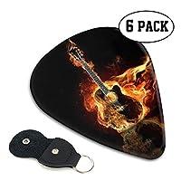 ギターピック, ギターアクセサリ, エレクトリックギター、アコースティックギター、マンドリンのためのクラシックピック HOT Guitar