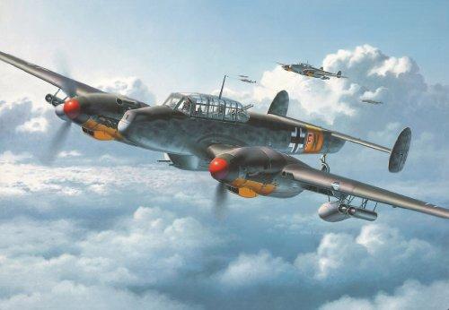 1/48 メッサーシュミット Bf110G-2/R3