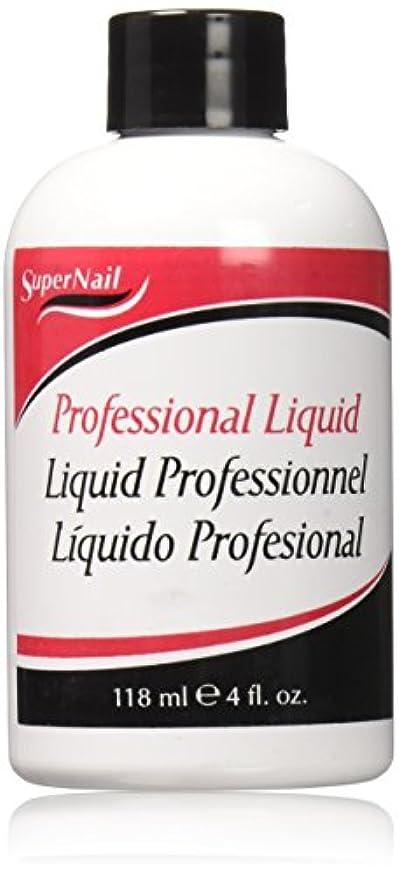 群がる餌噂SuperNail Nail Treatments - Nail Liquid - 4oz / 118ml