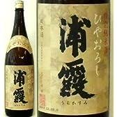 浦霞(宮城県・塩竈)、ひやおろし 特別純米酒 1800ml / 宅急便輸送カートン入り