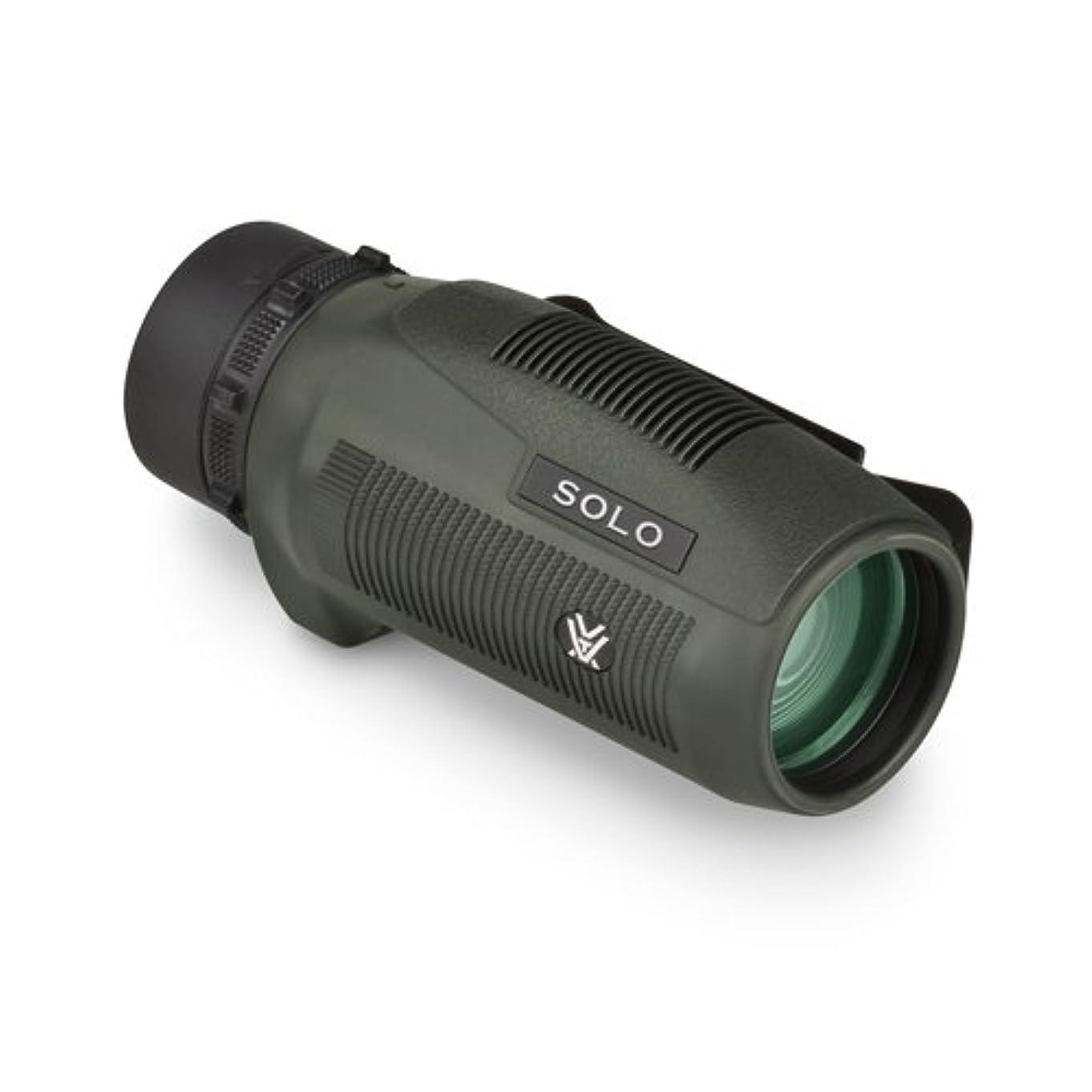 崇拝するフィラデルフィア原子VORTEX Solo 10x36 ダハプリズム 防水 単眼鏡 10倍36mm