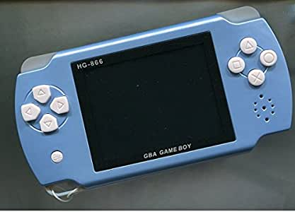 TV出力OK & microSDカードが使える MP3音楽再生可能 GBA/GB/GBC/FC対応の2.8インチ液晶搭載エミュレーター HG-866 GBA GAME BOY Dianziオリジナルバージョン[CXD0701] [並行輸入品]