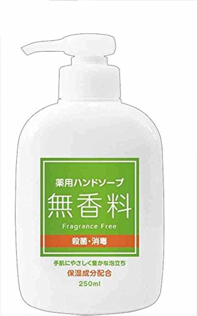火山学ファランクスハイライト第一薬用ハンドソープ無香料本体250ml 46-248 【まとめ買い240個セット】