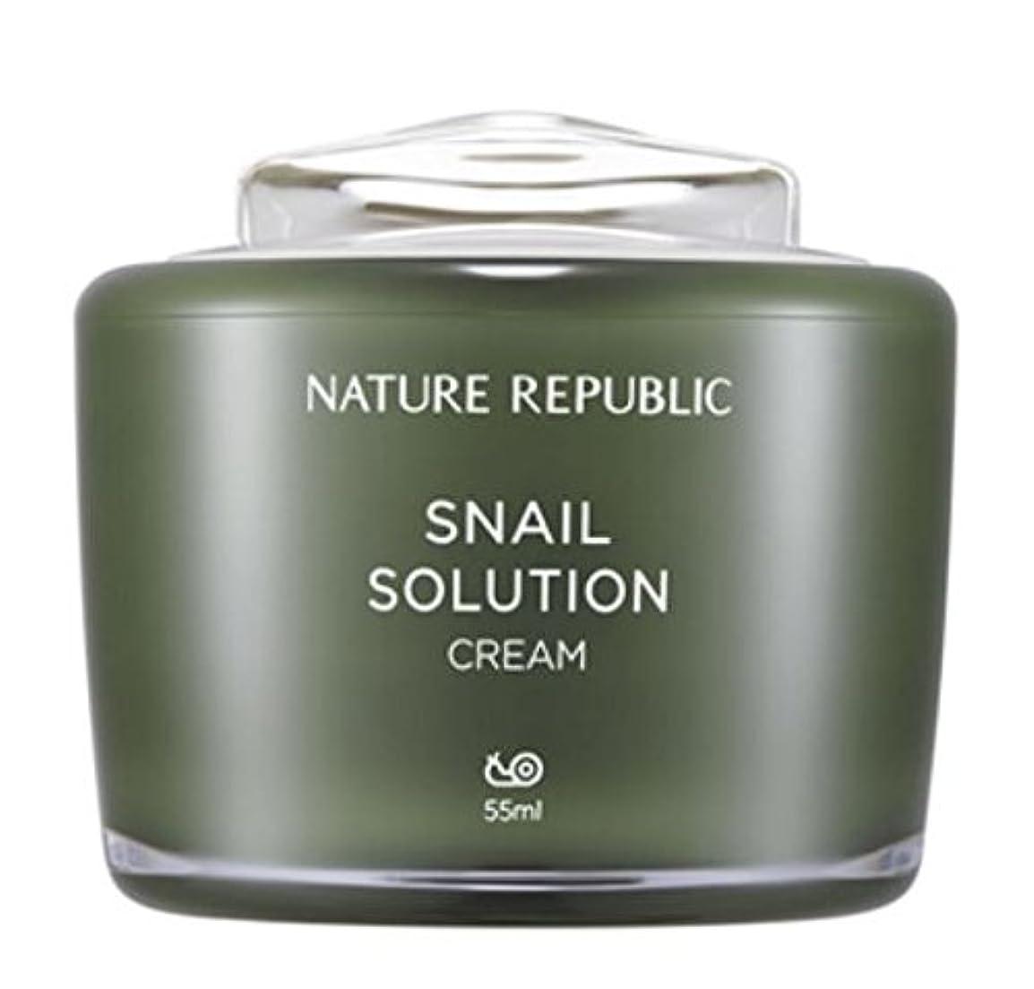 アイデア有毒な海岸正規輸入品 NATURE REPUBLIC(ネイチャーリパブリック) S SOL クリーム b 55ml NK0637