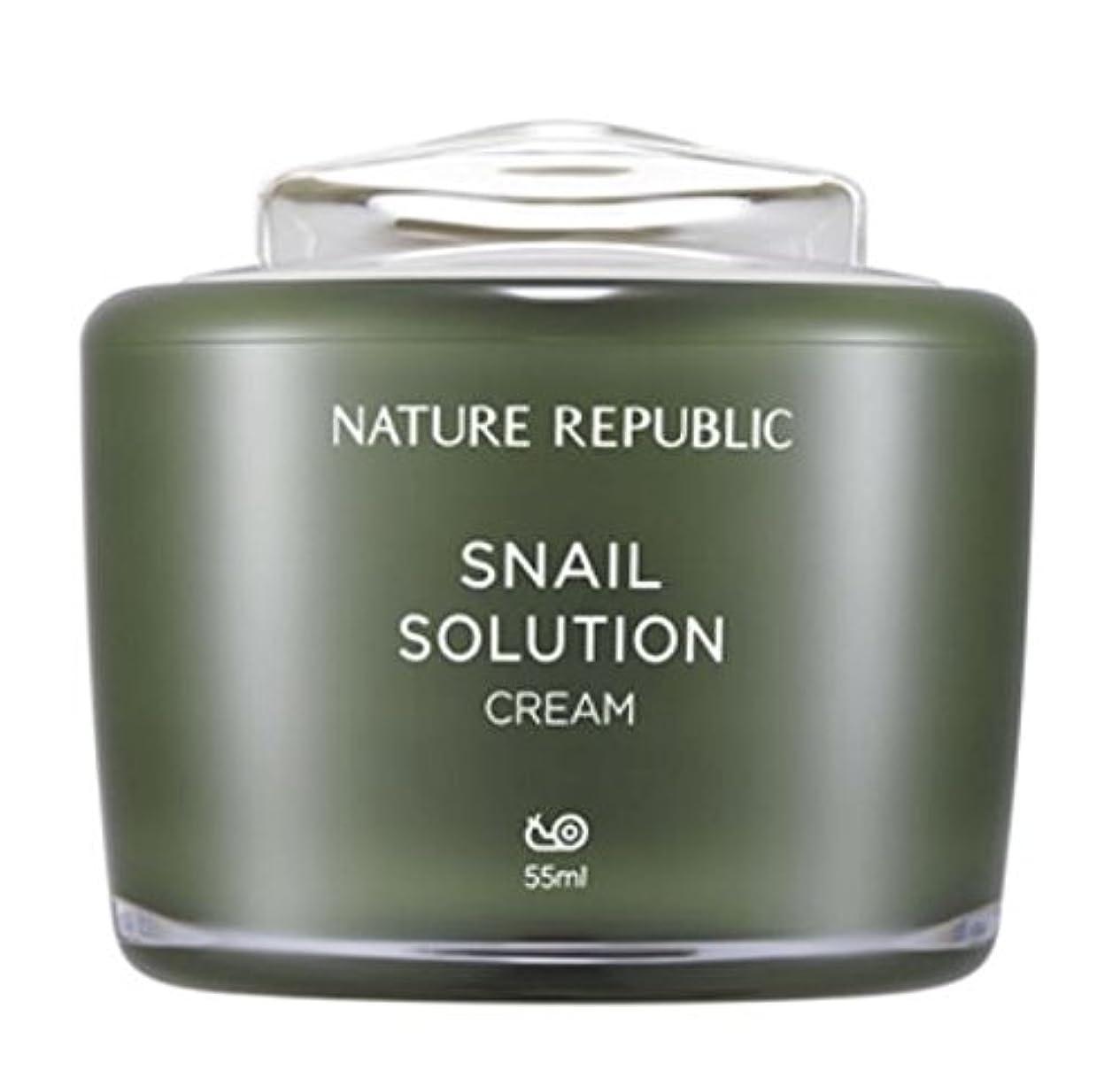 写真を描く捧げる緩む正規輸入品 NATURE REPUBLIC(ネイチャーリパブリック) S SOL クリーム b 55ml NK0637