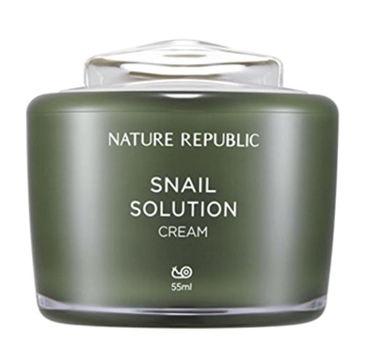 秀でる吸収取り消す正規輸入品 NATURE REPUBLIC(ネイチャーリパブリック) S SOL クリーム b 55ml NK0637