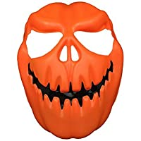 Halloween MaskSMTSMT Pumpkin Head Halloween Mask - Orange [並行輸入品]