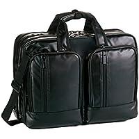 (ジャーメインギア) GERMANE GEAR 3WAY ビジネスバッグ ブリーフケース メンズ 26566 ブラック