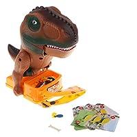 恐竜の轟音轟音動物フィギュアプレイセット子供電気ロボットのおもちゃギフト