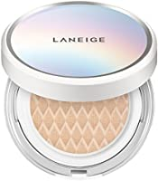 LANEIGE BB Cushion (Whitening) SPF50+ PA+++, Sand (# 23), 15g (Pack of 2)
