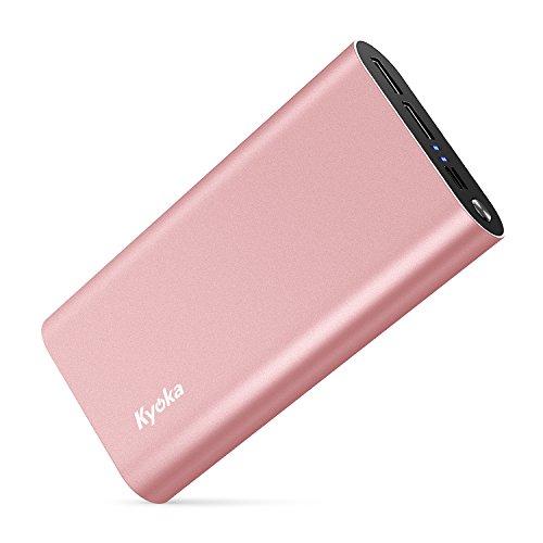 KYOKA 20000mAh モバイルバッテリー 大容量 【Micro&Ty...