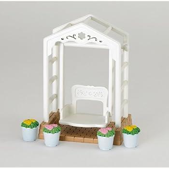 シルバニアファミリー 家具 ガーデンブランコセット カ-622