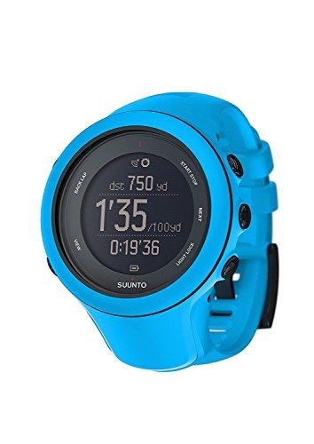 SUUNTO(スント) Ambit3 Sport HR Monitor Running (アンビット3 スポーツ) ランニング GPS搭載 ブルー ハートレート無し [並行輸入品]
