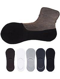 YUPPIE TONE 夏 靴下 くるぶし ソックス ビジネス 抗菌防臭 通気性抜群 滑り止めマット付き