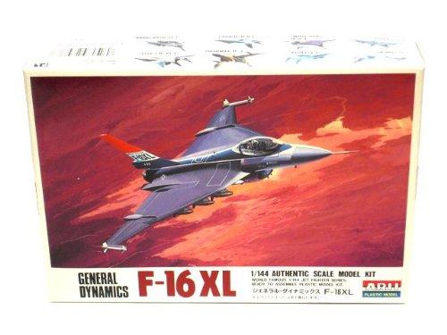 1/144 ジェットファイターシリーズシリーズ F-16XL