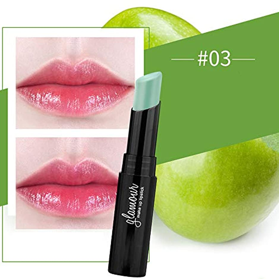 序文砂利立法DOMO 3.6g 色が変わる口紅 カラー口紅 保湿 リッププロテクター