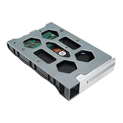 TerraMaster HDD ベイ対応 2.5/3.5インチSATA HDDラック D2-310/D4-310/D5-300/F2-220 NAS/F4-220/F5-420 用 Z17-FBA001-01