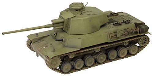 ファインモールド 1/35 日本陸軍 四式中戦車 チト 試作型 プラモデル FM32
