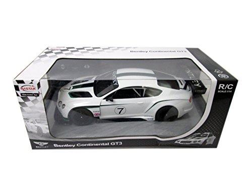 RASTAR 1:14シリーズ ベントレー コンチネンタル GT3 200-974
