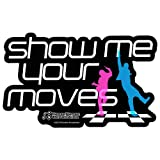 DanceDanceRevolution show me your moves 耐水ステッカー