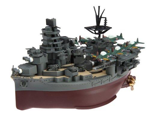 ちび丸艦隊 日向  航空戦艦  瑞雲付き