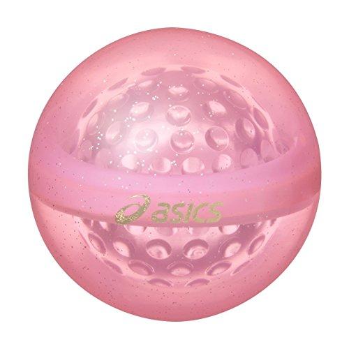 [해외] ASICS(아식스) 파크 골프 하이 파워 볼 X-LABO dimple GGP307 핑크 F-GGP307
