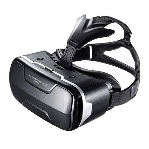 サンワサプライ 3D VRゴーグル 焦点距離調節機能付き MED-VRG2