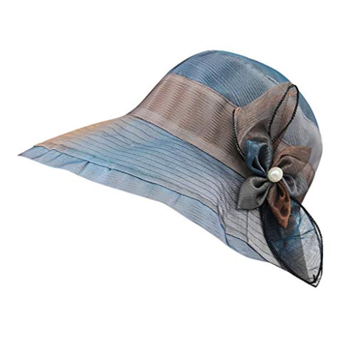 ペット解決キラウエア山ハット レディース UVカット 帽子 レディース 日よけ 帽子 レディース つば広 無地 洗える 紫外線対策 ハット カジュアル 旅行用 日よけ 夏季 女優帽 小顔効果抜群 可愛い 夏季 海 旅行 ROSE ROMAN