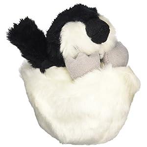 笛入り フンボルトペンギン ベビー ぬいぐるみ タマゴの殻付き