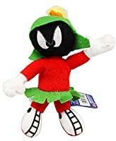 Marvin the Martian SmallサイズPlush Toy with Secretファスナーポケット( 6in )