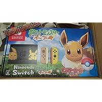 Nintendo Switch ポケットモンスター Let s Go!イーブイセット