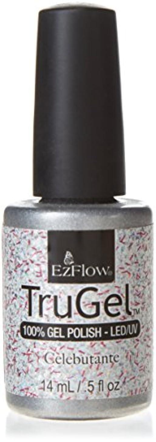 フレキシブルに頼る承認EzFlow TruGel Gel Polish - Celebutante - 0.5oz / 14ml
